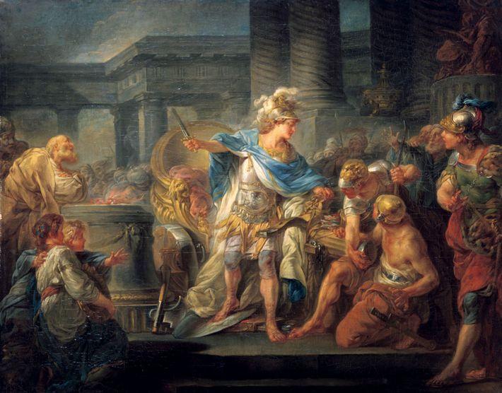 Au cours de son règne de 12 ans, Alexandre le Grand a conquis de puissants empires ...