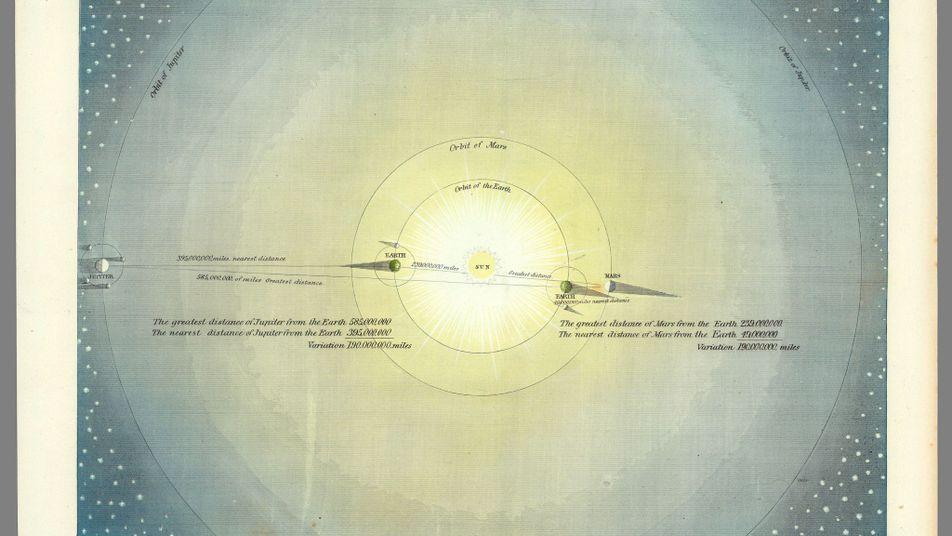 Comment cette secte a cartographié l'univers