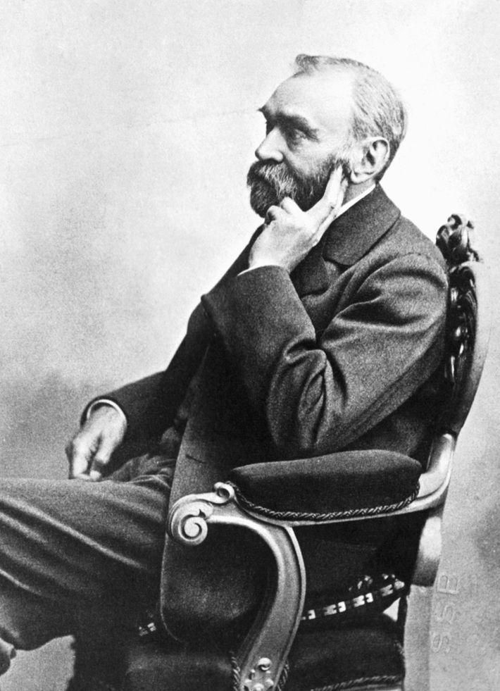 Alfred Nobel, un scientifique suédois, a légué sa fortune pour la création des Prix Nobel.