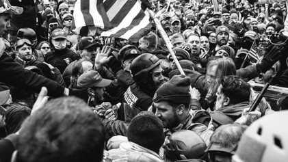 La question de la suprématie blanche au cœur du débat après l'envahissement du Capitole