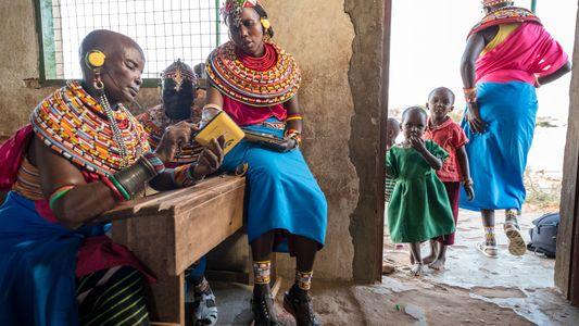 En Afrique rurale, les tablettes ont révolutionné l'enseignement