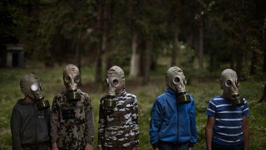 L'Ukraine forme sa jeunesse au combat