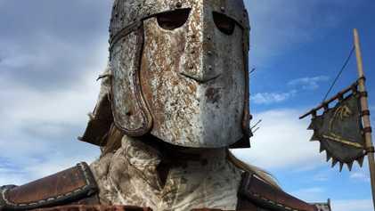 Ces acteurs recréent des batailles Vikings