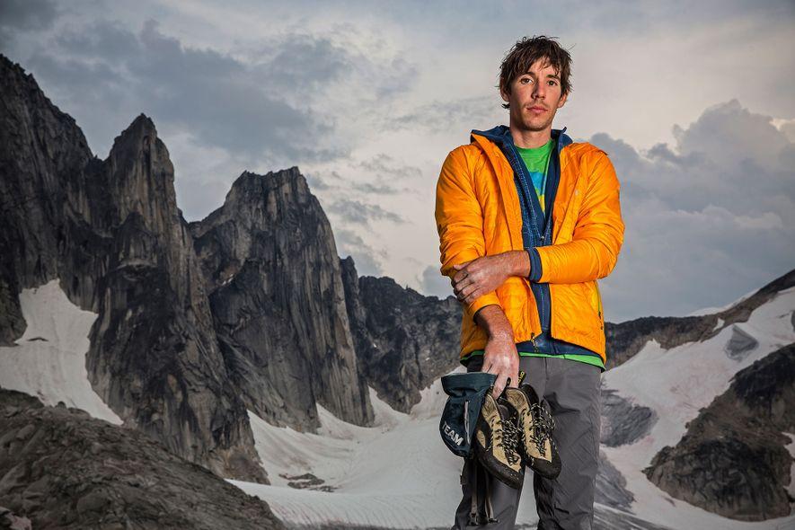 Adulé des médias pour ses ascensions périlleuses, Alex Honnold verse un tiers de ses revenus à ...