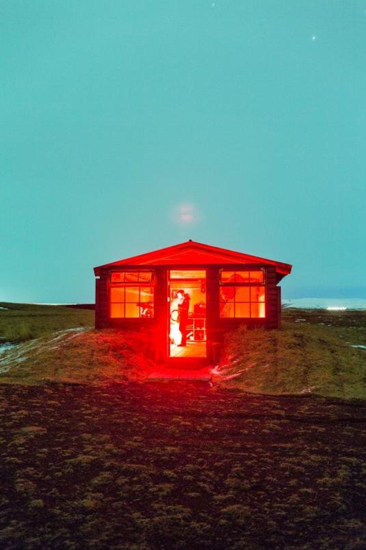 L'Islande est une destination si populaire pour les observateurs d'étoiles que l'Hôtel Rangá, à Hella, abrite ...