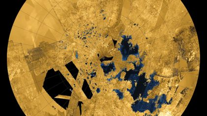 Titan, la lune mystérieuse de Saturne