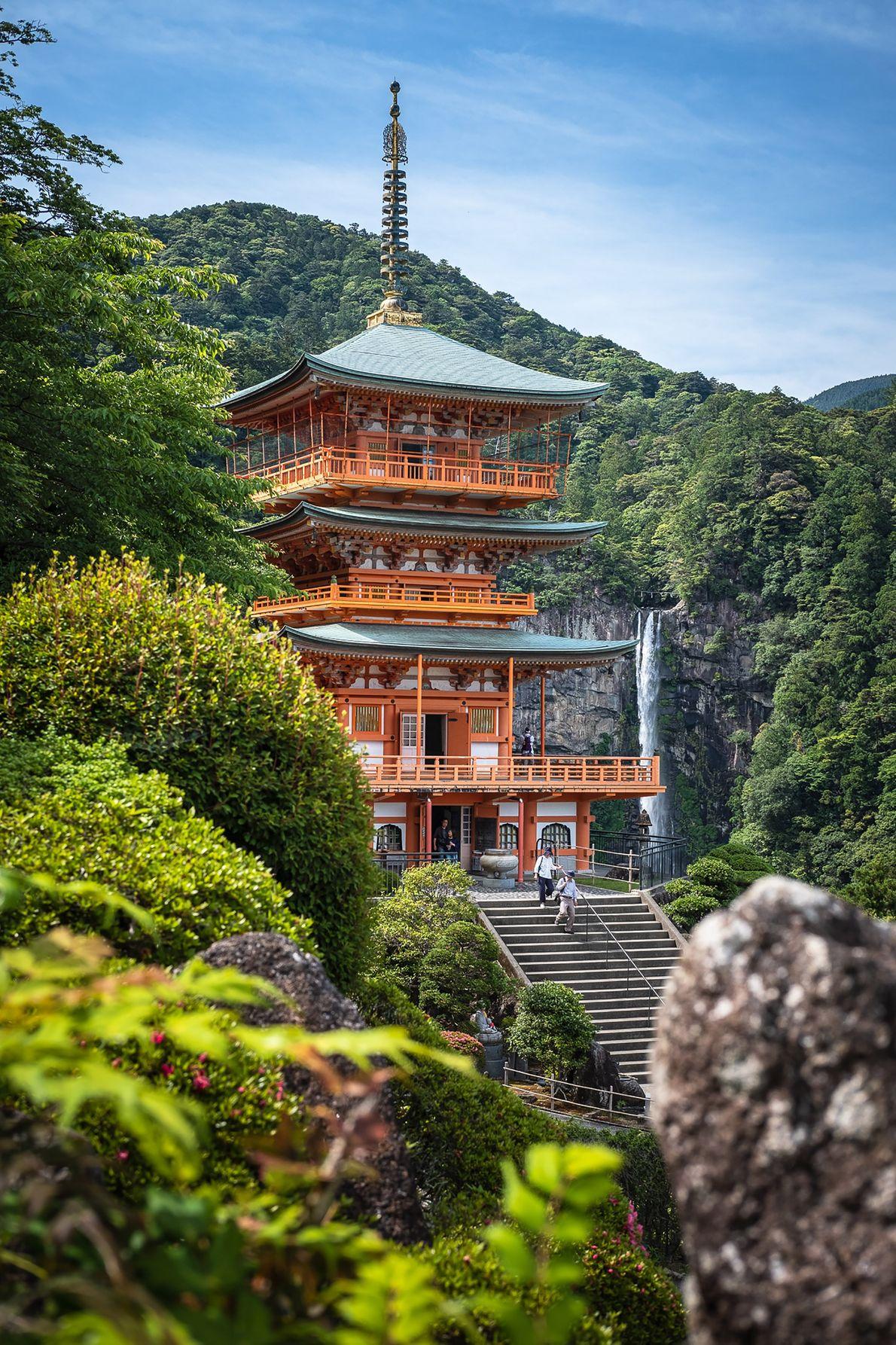 Nachi, Japon