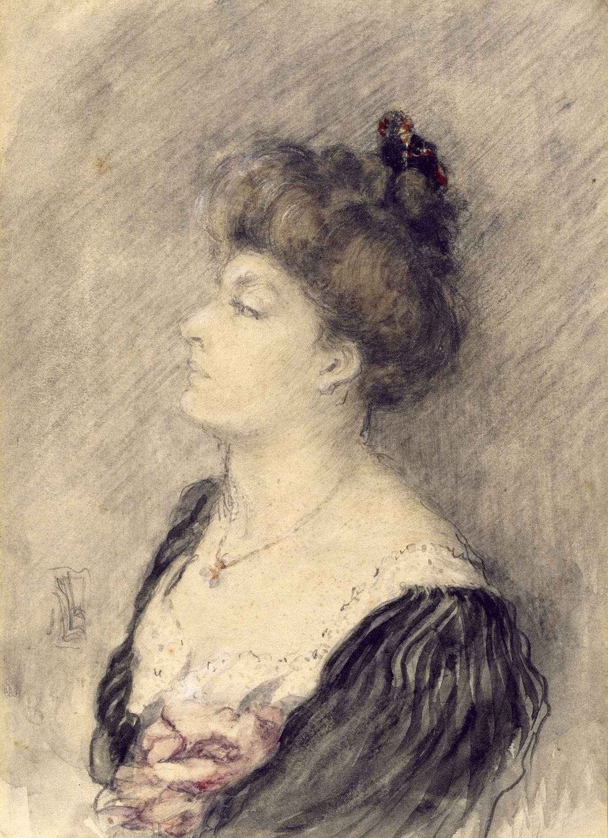 Dorothea Bate, géologiste, était responsable des collections du Musée d'histoire naturelle de Londres pendant la Première ...