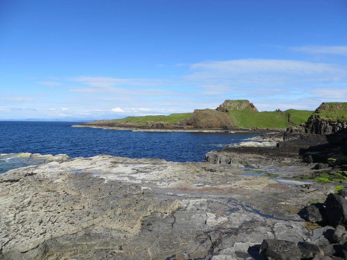Rubha nam Brathairean (Brothers' Point) est une destination prisée des promeneurs sur l'île de Skye. C'est ...