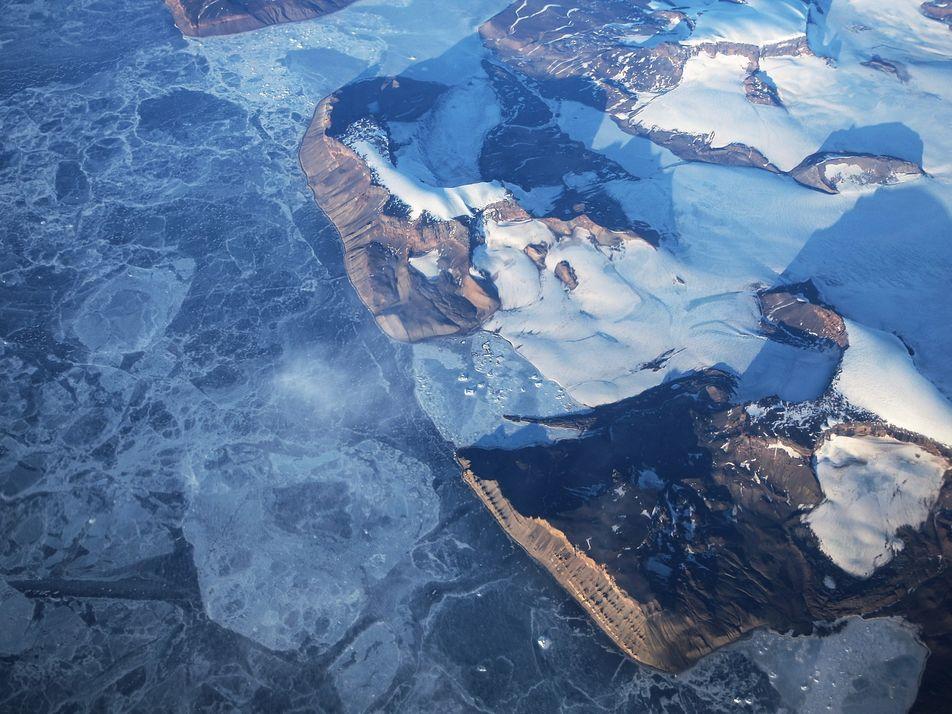 L'Antarctique fond plus rapidement qu'on ne le pensait