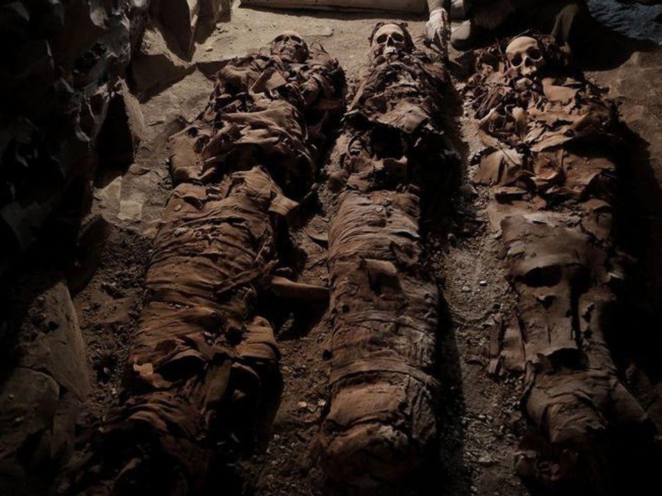 Pourquoi les pilleurs de tombe détruisaient-ils les momies ?