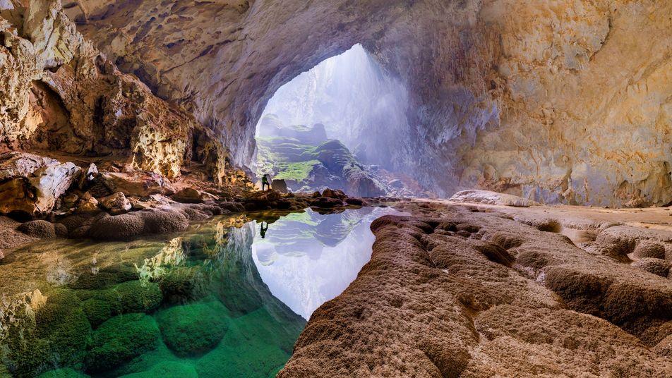 La plus grande grotte du monde se dévoile en réalité virtuelle