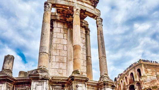 Les vestales, protectrices du feu sacré de Rome