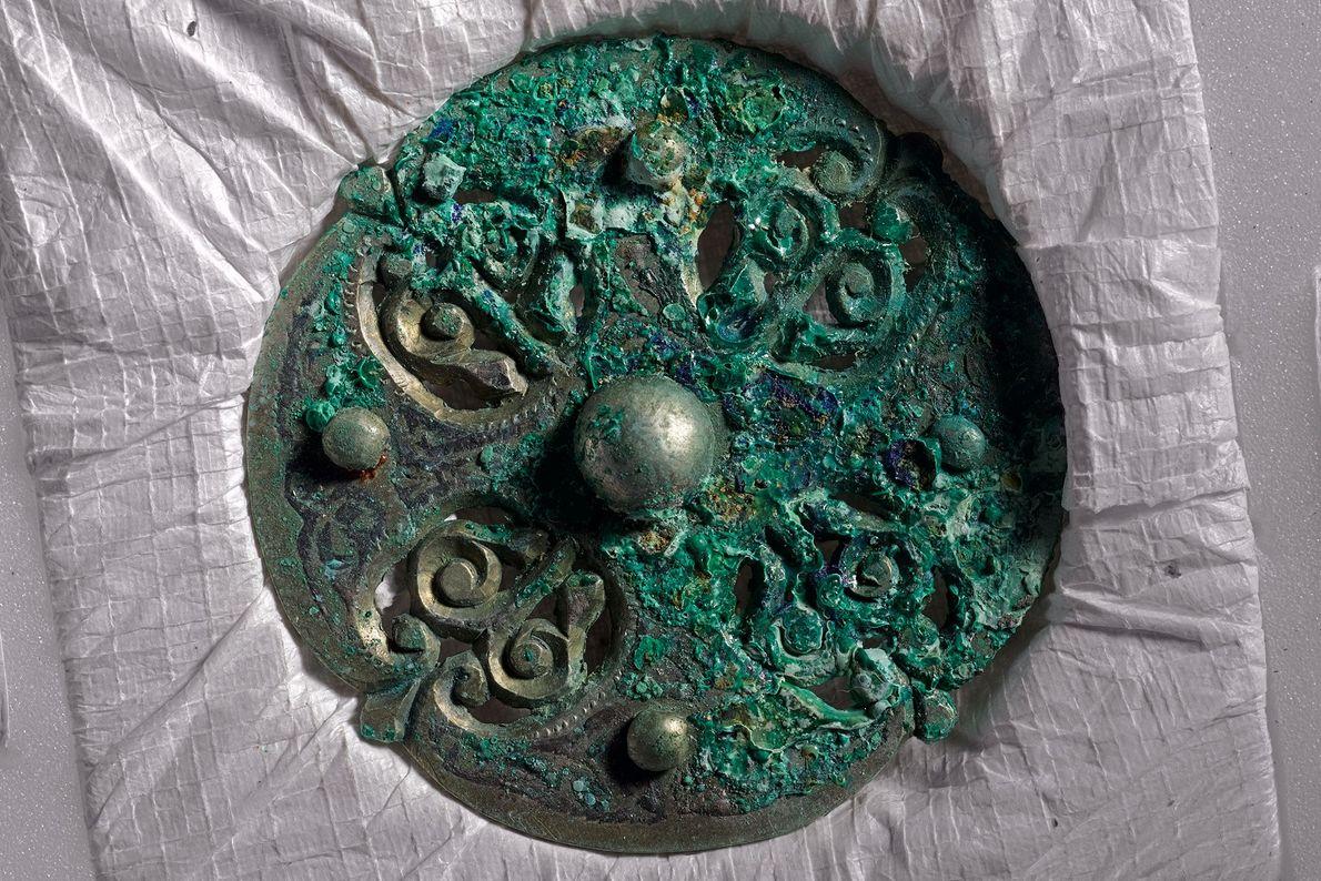 Image d'une broche antique