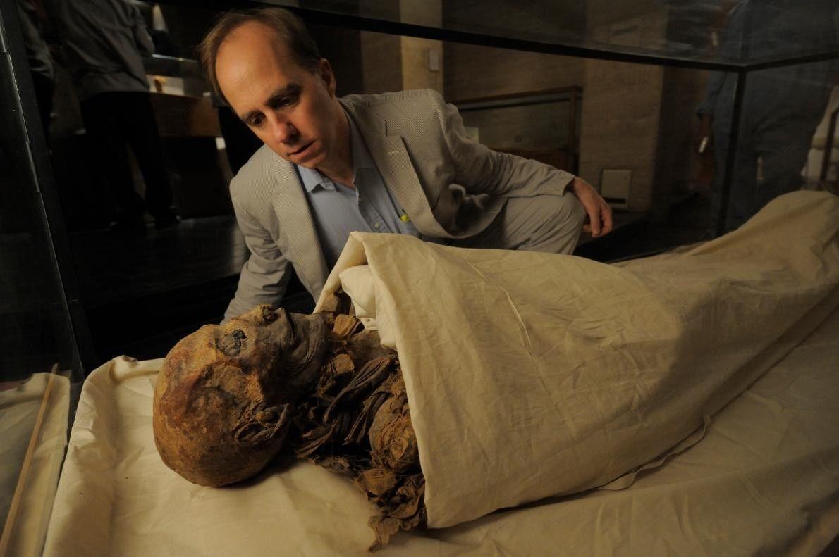 Hatchepsout, qui a régné sur l'Égypte de 1479 à 1458 avant notre ère, était une reine ...