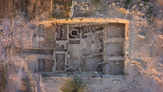 Tel Megiddo était une importante cité-Etat cananéenne pendant l'âge du bronze. De nouvelles analyses ADN révèle que ...