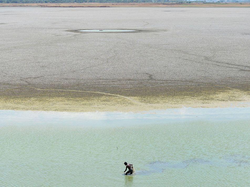En Inde, une crise de l'eau sans précédent