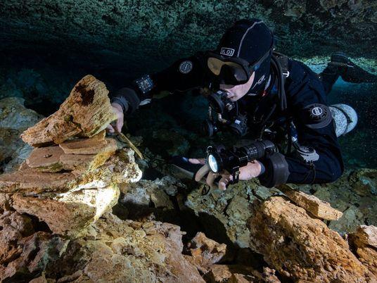 Une mine d'ocre vieille de 11 000 ans découverte au Mexique