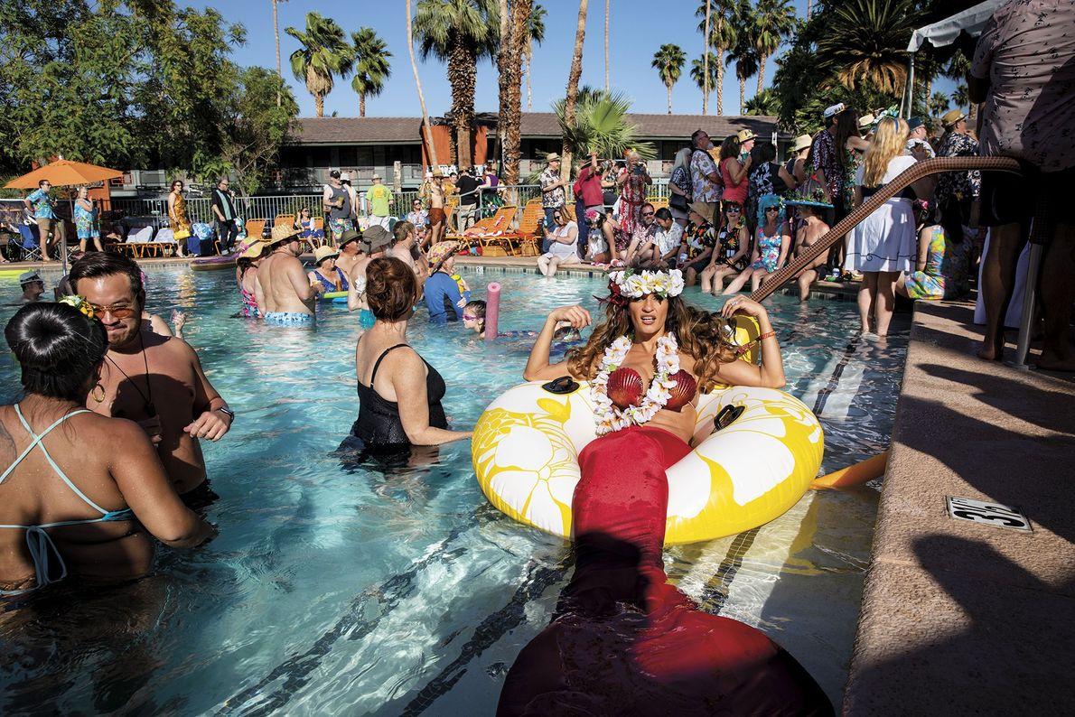 Palm Springs, Californie