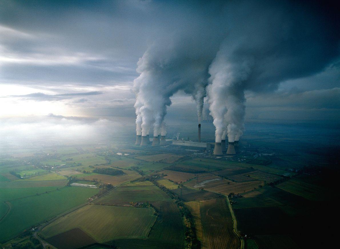 La source de l'augmentation de carbone il y a 56 millions d'années est incertaine, mais elle ...