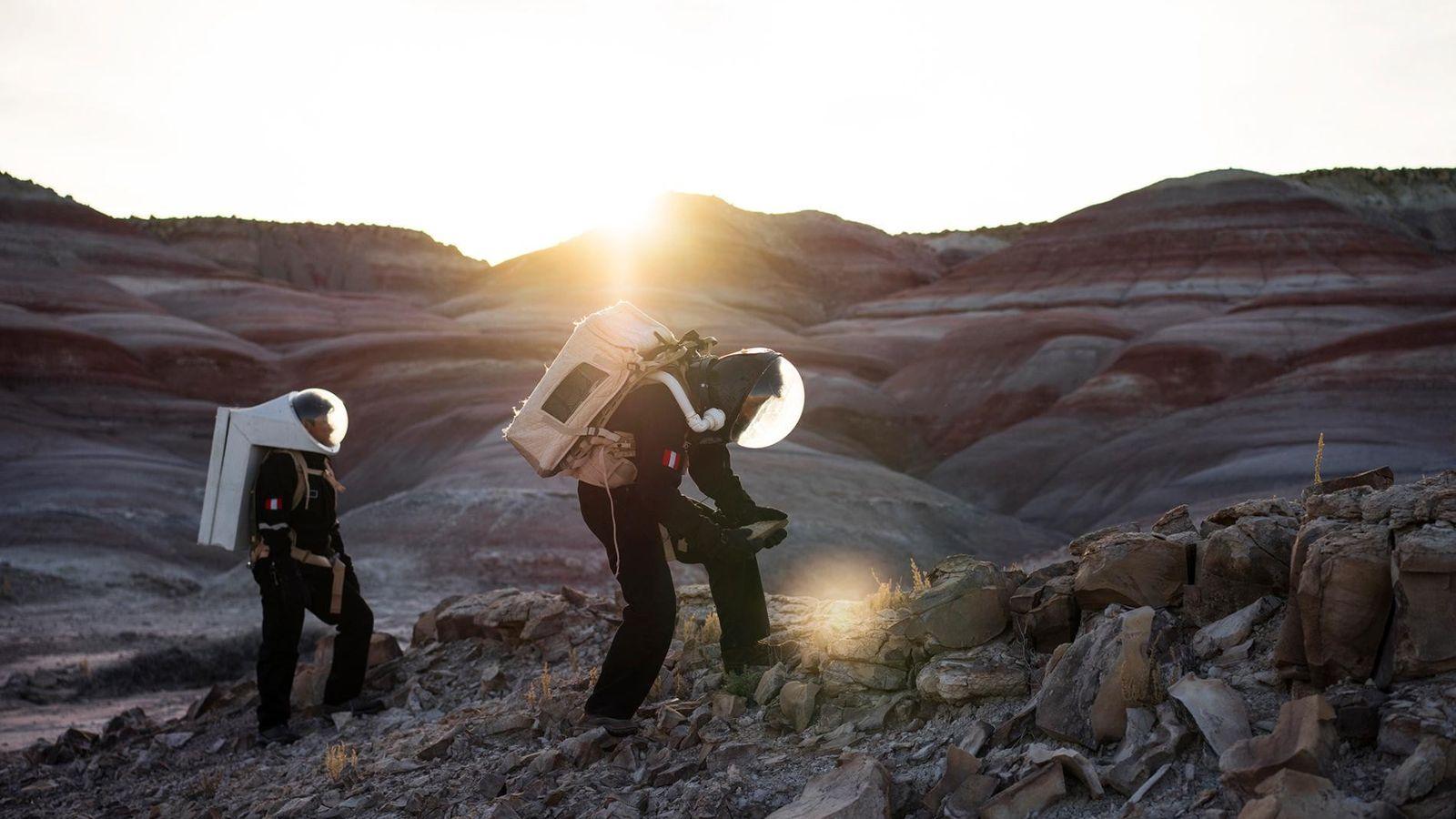 Les hommes seront-ils capables d'explorer Mars à la recherche de formes de vie sans contaminer la ...