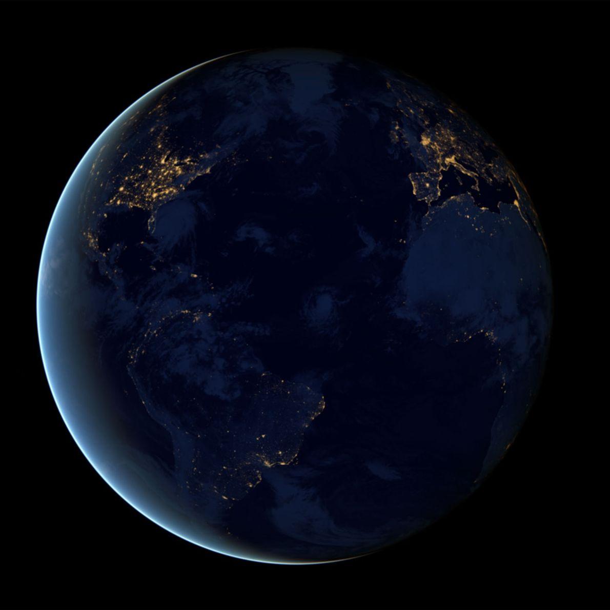 La face sombre de la Terre