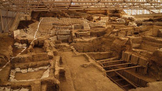Cette cité de pierre pourrait être la première ville de l'humanité