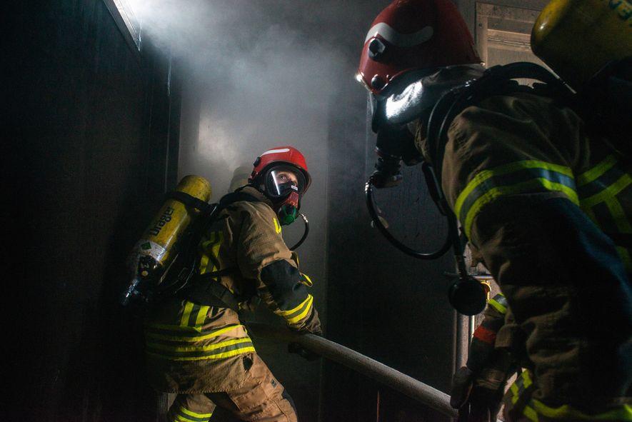 « Un incendie à bord est la pire chose qui puisse arriver, » affirme le Capitaine ...