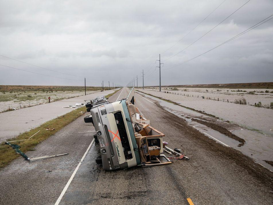 En cas d'ouragan, l'eau est plus meurtrière que le vent