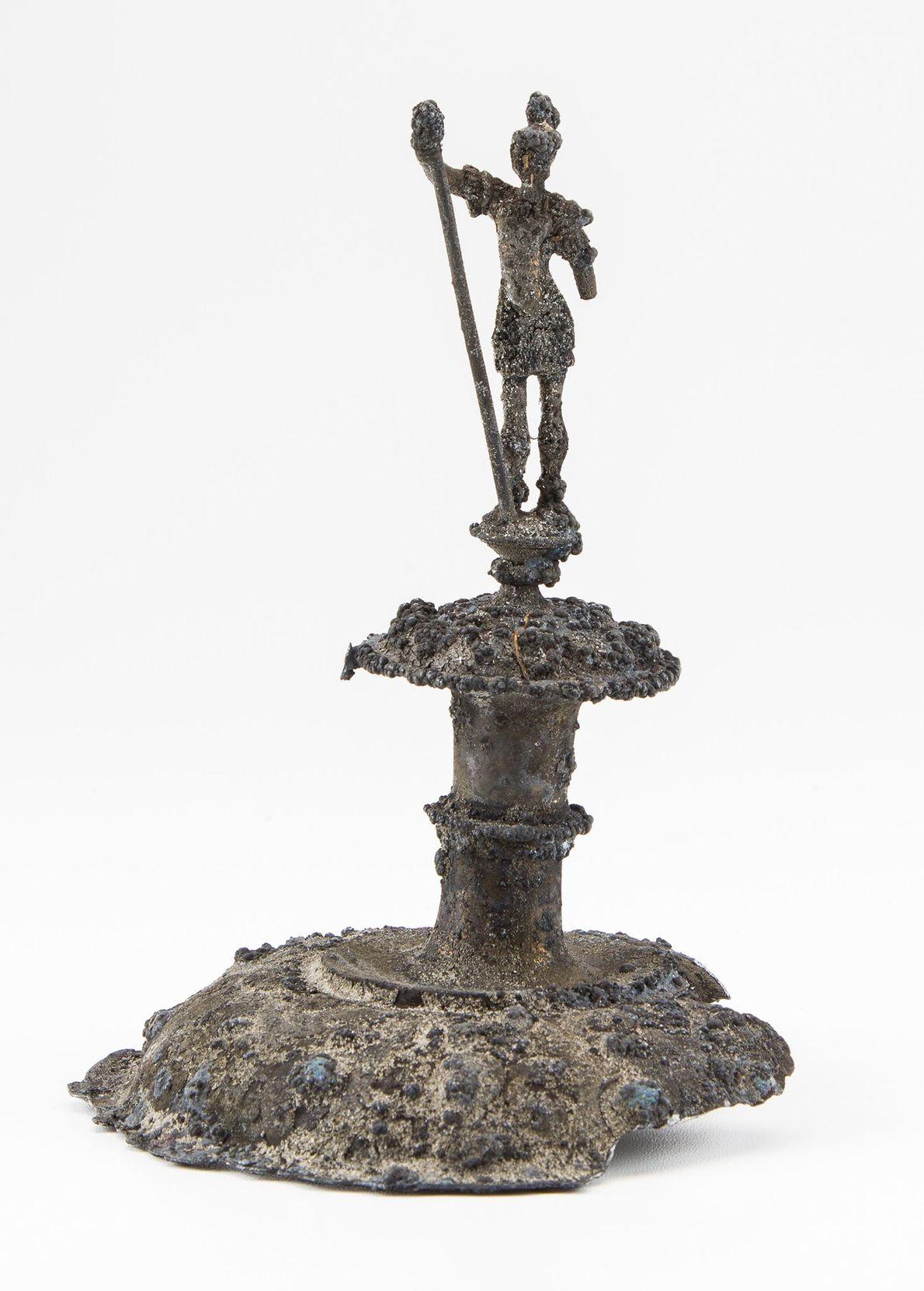 Image d'un bibelot en métal