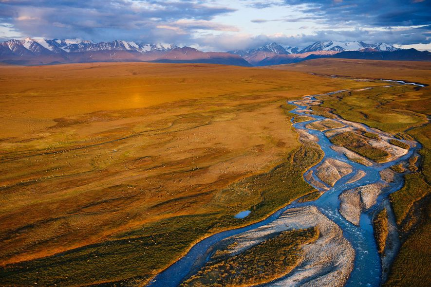 L'exploration pétrolière pourrait bientôt commencer dans ce sanctuaire de l'Alaska