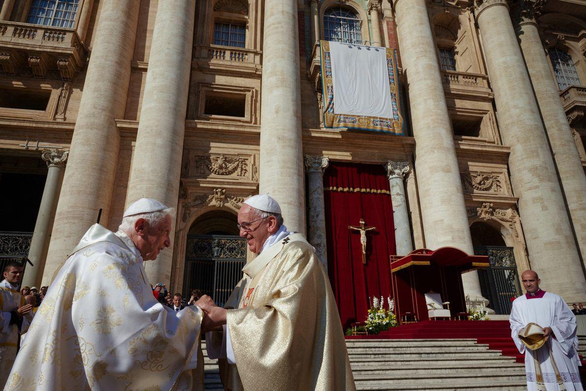 Pape à pape