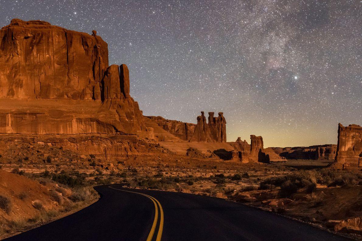 Parc national des Arches, Utah