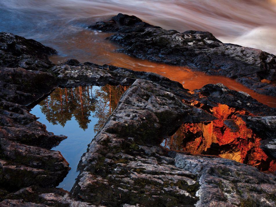 Finlande : les paysages féeriques du parc national d'Oulanka