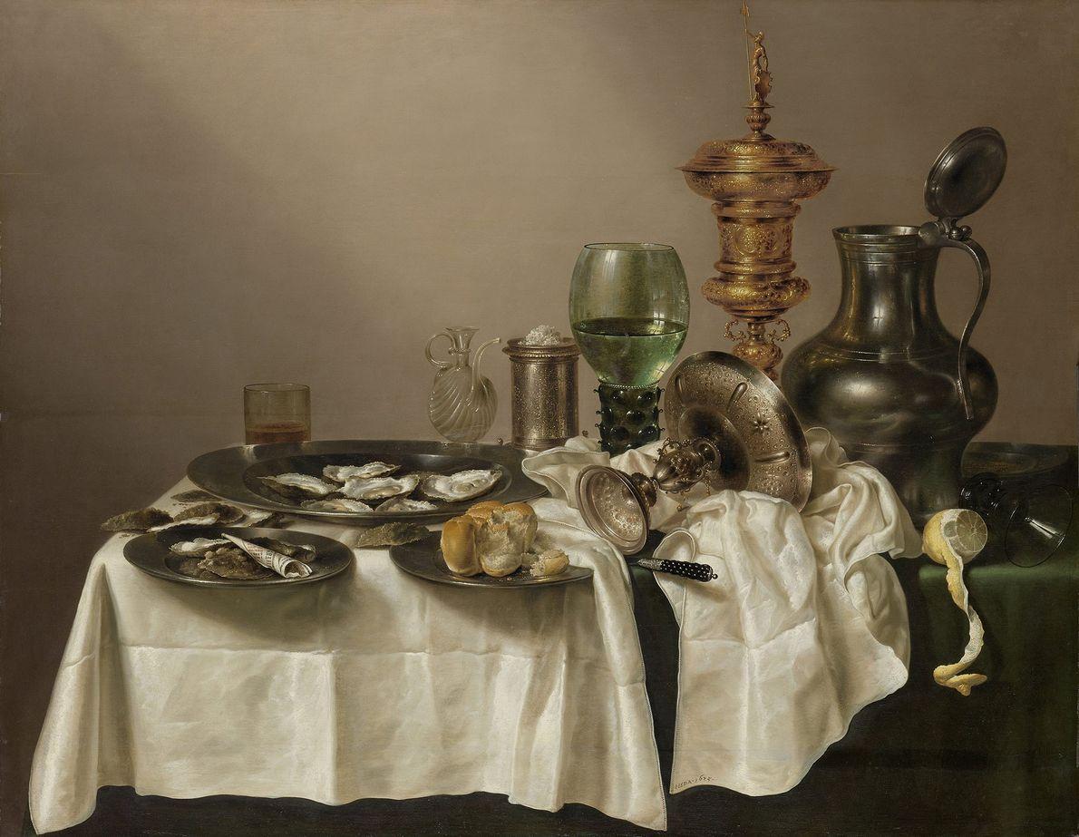 Image d'une table dressée