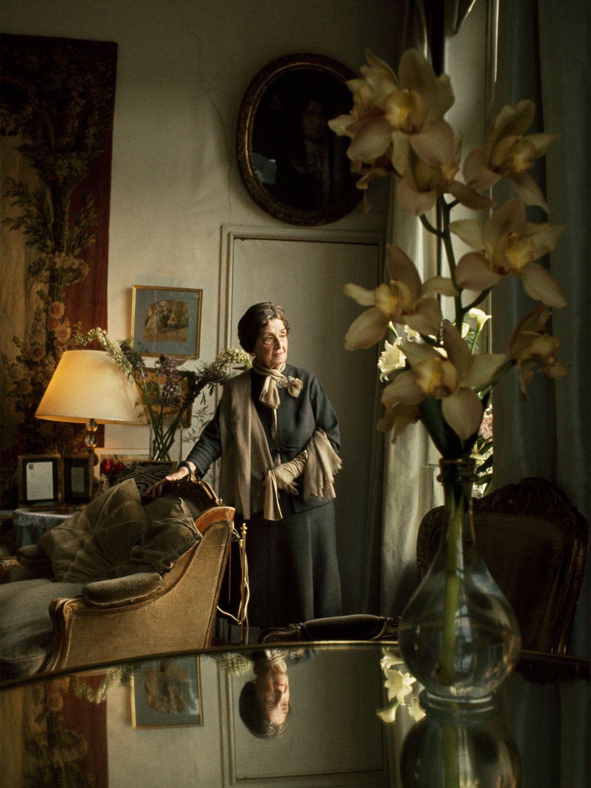 La princesse Elizabeth Bibesco était la fille d'un Premier Ministre britannique et écrivain. Elle a épousé ...