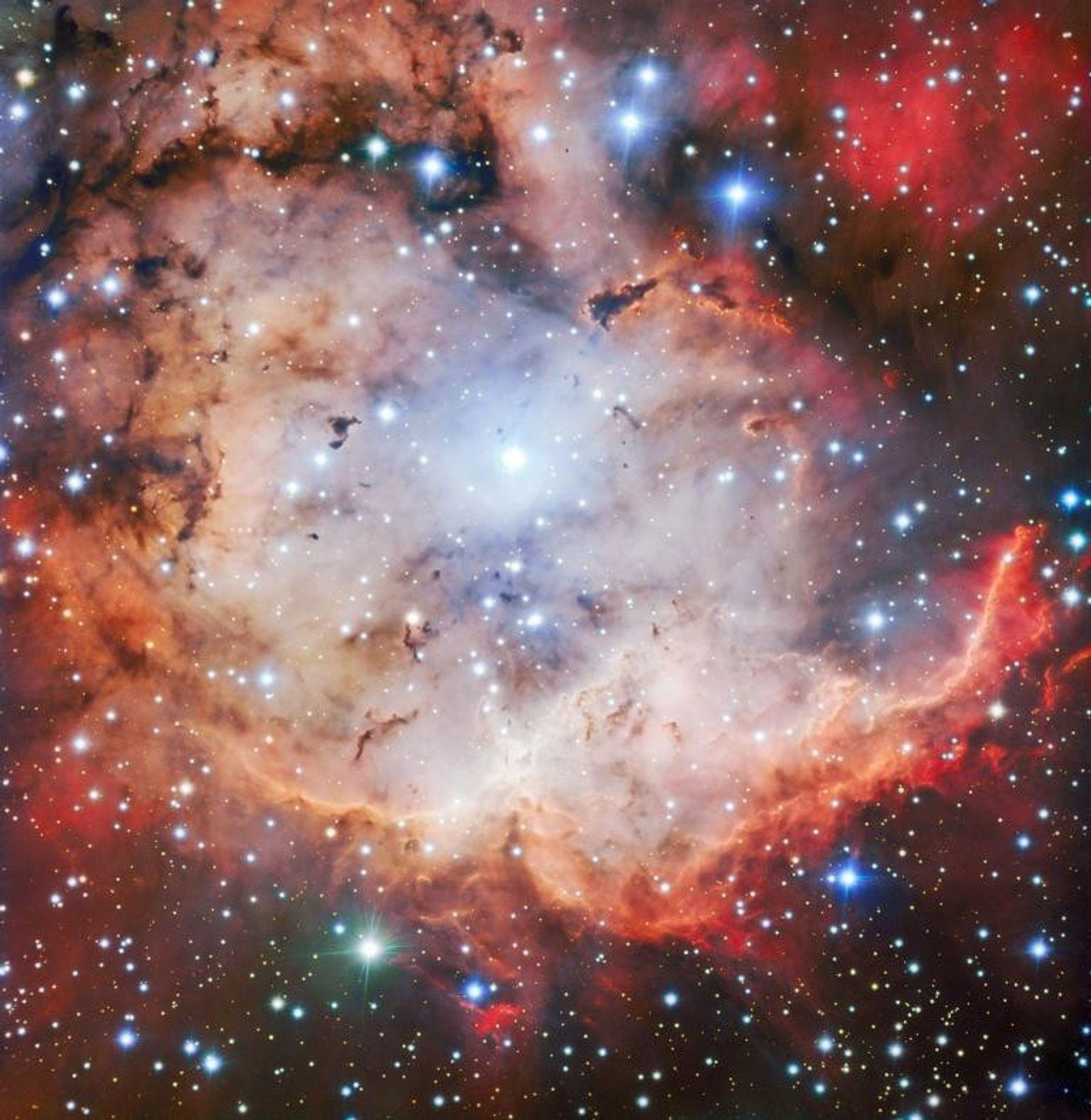 Les plus belles photos du cosmos au mois d'octobre