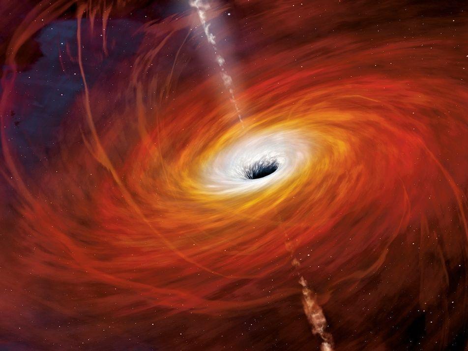 Notre univers aurait-il été créé par un trou noir ?