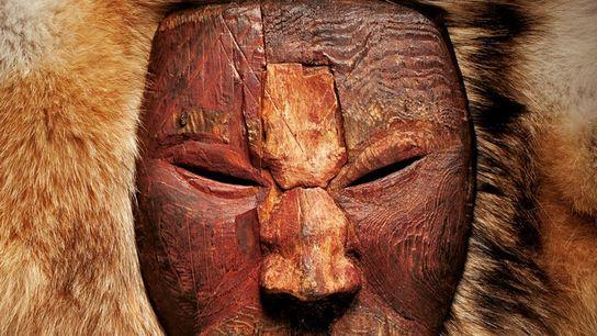 De nouveaux indices donnent à penser que les anciens Américains qui sculptèrent ce masque à l'expression ...