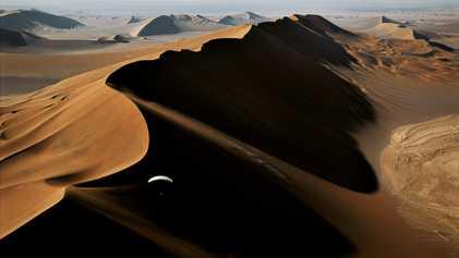 Les déserts du monde vus du ciel