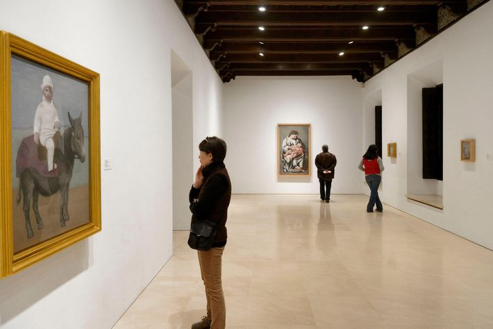 Visite du Museo Picasso, au sein du Palacio de Buenavista.