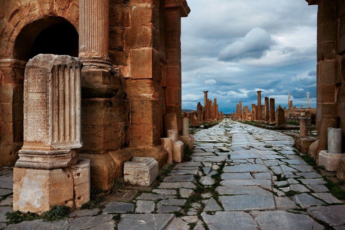 Timgad, Algérie