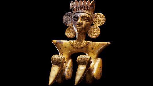 Exhumation d'un trésor : l'or des chefs guerriers du Panama