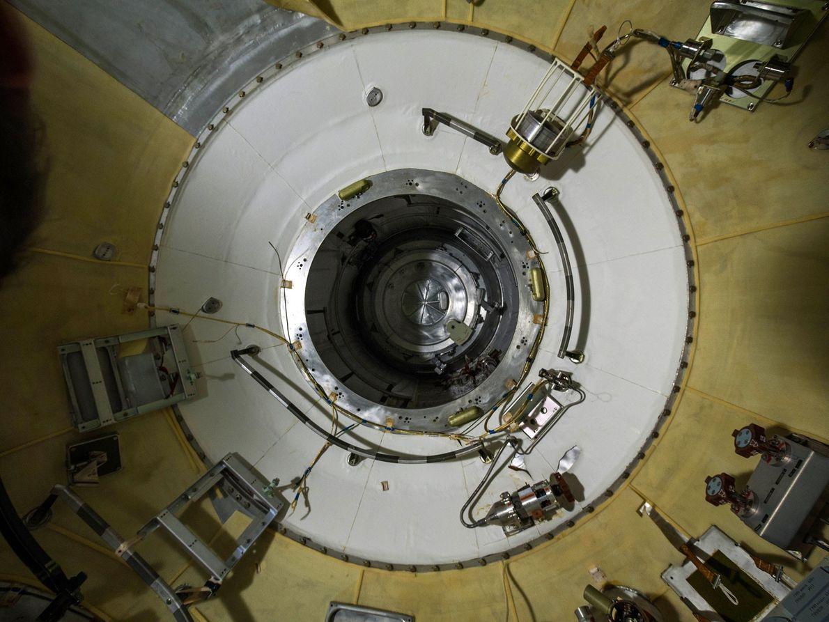 Image de la navette spatiale russe