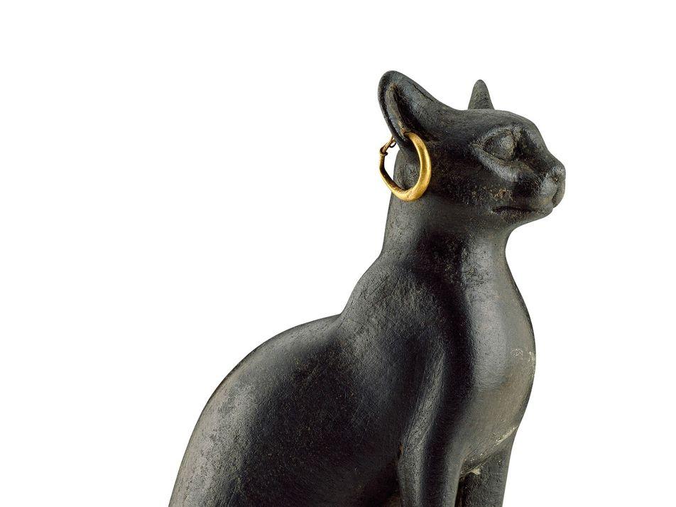Boubastis, l'ancienne cité égyptienne où les chats étaient dieux