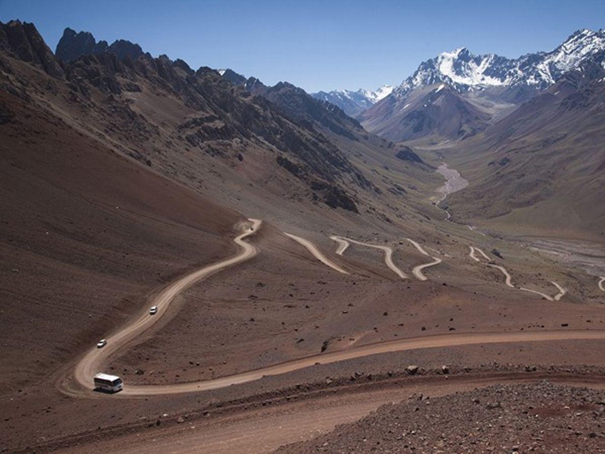 Chili-Argentine: les courbes dangereuses à venir