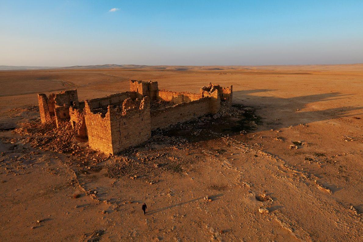 Qasr Bshir, Jordanie