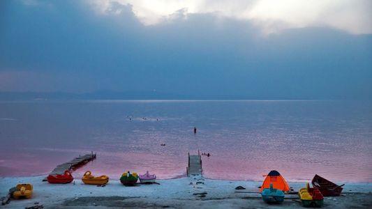 Le lac d'Ourmia, joyau terni de l'Iran
