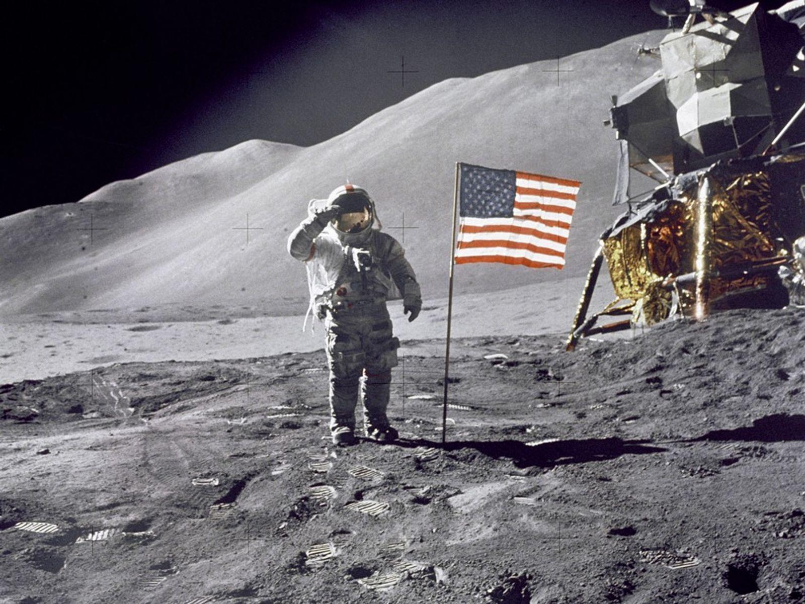 Une brève histoire de l'exploration lunaire