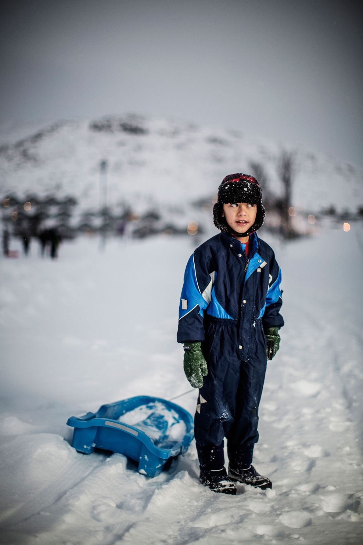 Image de Marwan Ayab, 10 ans, venu de Damas en Syrie